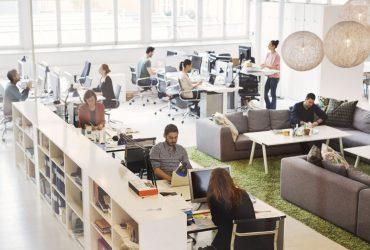 Las oficinas del futuro
