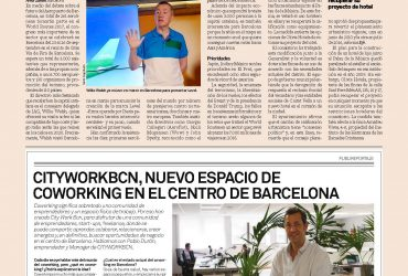 City Work en Diario Expansion